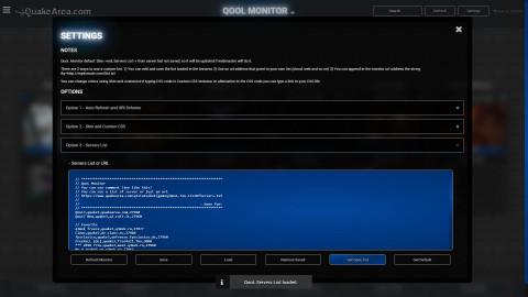 QooL-Monitor 007-ServersList 01